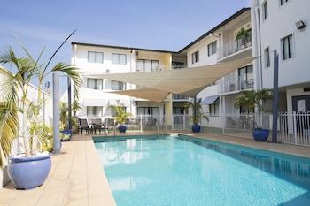達爾文地鐵阿德凡斯公寓飯店 Metro Advance Apartments & Hotel, Darwin