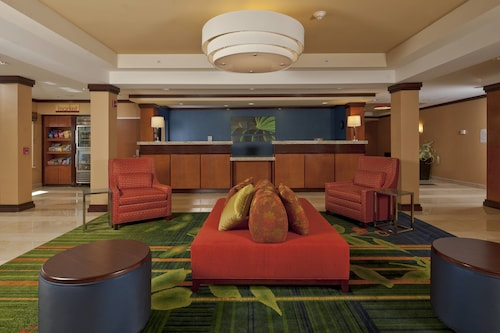 . Fairfield Inn & Suites by Marriott Brunswick Freeport