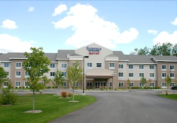 Hotel - Fairfield Inn & Suites by Marriott Brunswick Freeport