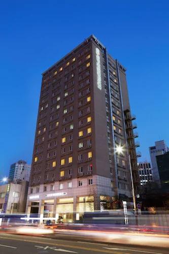 Seul - Uljiro CO-OP Residence - ze Szczecina, 29 marca 2021, 3 noce