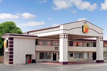 Hotel - Super 8 by Wyndham Oklahoma/Frontier City