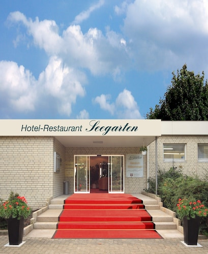 Quickborn - Hotel Restaurant Seegarten Quickborn - z Warszawy, 22 kwietnia 2021, 3 noce