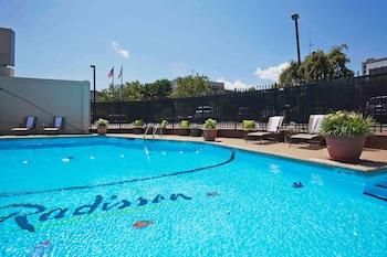 新羅謝爾拉迪森飯店 Radisson Hotel New Rochelle