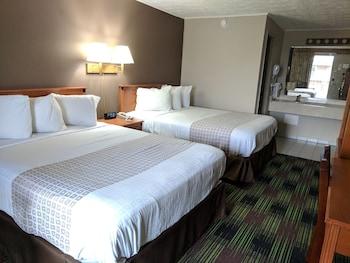 Deluxe Tek Büyük Yataklı Oda, 2 Büyük (queen) Boy Yatak, Buzdolabı Ve Mikrodalga