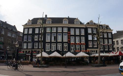 Amsterdam - Hotel Atlanta - z Katowic, 2 kwietnia 2021, 3 noce