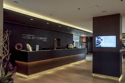 Hamburg - Best Western Plus Hotel Böttcherhof - z Warszawy, 9 kwietnia 2021, 3 noce