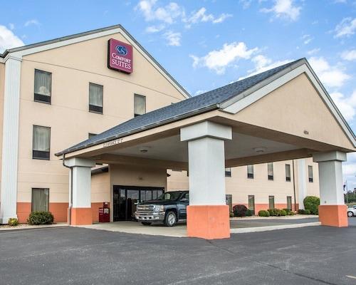 . Comfort Suites Jefferson City