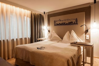 Swiss Style Double Room