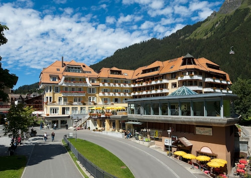 . Hotel & Spa Silberhorn Wengen