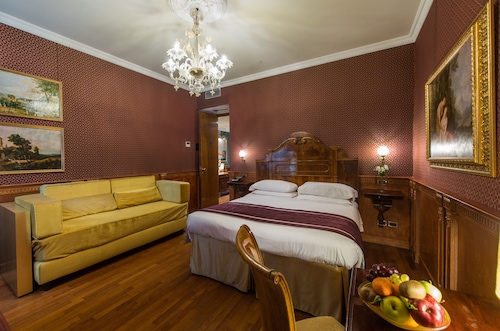 Wenecja - Hotel Casa Nicolò Priuli - z Warszawy, 3 kwietnia 2021, 3 noce