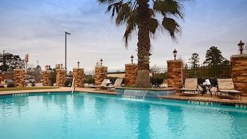 貝斯特韋斯特普拉斯皇冠殖民地套房飯店 Best Western Plus Crown Colony Inn & Suites