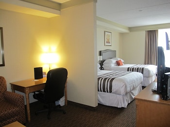 Suite, 2 Queen Beds, Non Smoking, Kitchenette