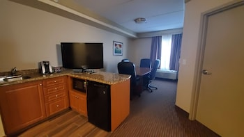 Suite, 1 King Bed with Sofa bed, Non Smoking, Kitchenette (with Sofabed)