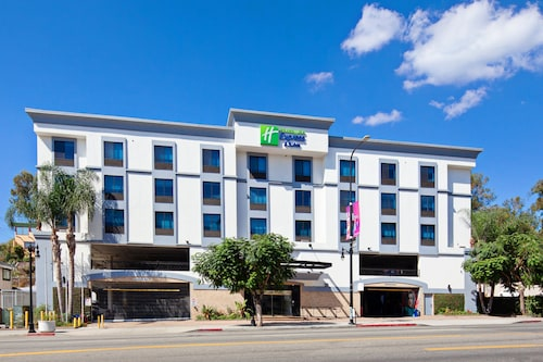 North Hollywood (CA) - Holiday Inn Express Hotel & Suites Hollywood Walk of Fame - z Katowic, 24 kwietnia 2021, 3 noce