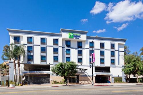 North Hollywood (CA) - Holiday Inn Express Hotel & Suites Hollywood Walk of Fame - z Krakowa, 2 maja 2021, 3 noce