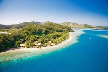 Malolo Island Resort - Aerial View  - #0