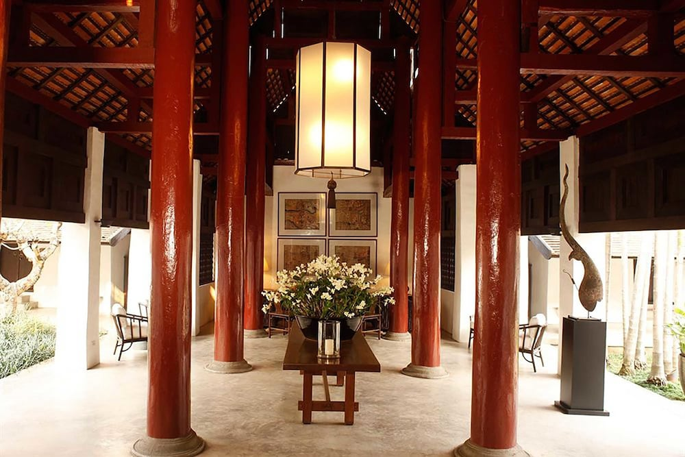 ラチャマンカ ホテル メンバー オブ ルレ & シャトー