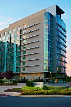 Exterior at Bethesda North Marriott Hotel & Conference Center in Bethesda