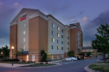 Hotel - Fairfield Inn & Suites Germantown Gaithersburg