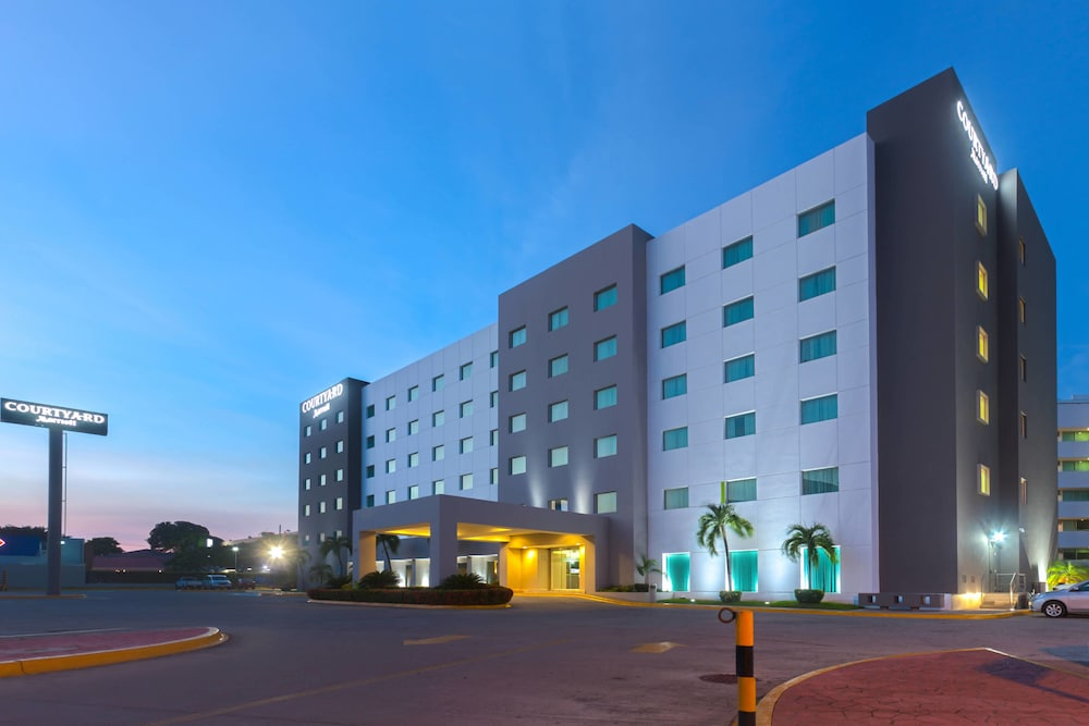 Hotel Courtyard by Marriott Villahermosa Tabasco