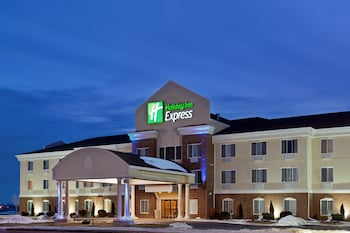 Hotel - Holiday Inn Express Rochelle