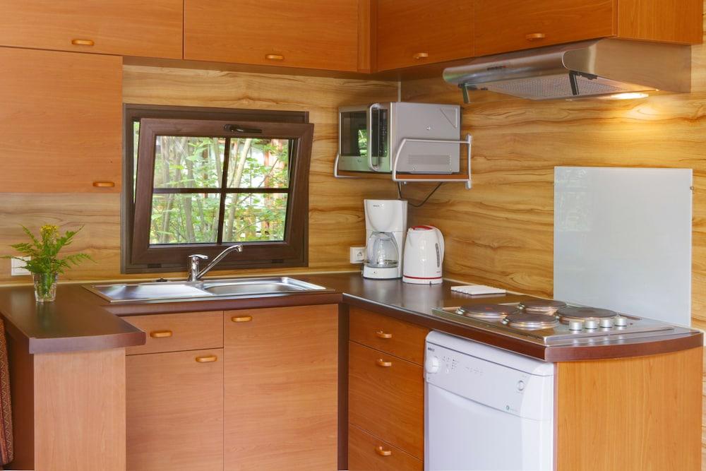 Disney's Davy Crockett Ranch, Private Kitchen