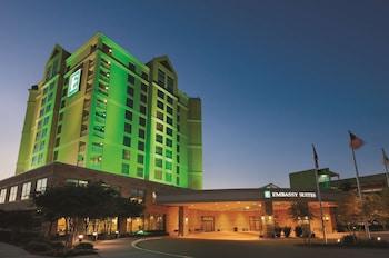 達拉斯弗里斯科會議中心 Spa 希爾頓大使套房飯店 Embassy Suites by Hilton Dallas Frisco Convention Ctr & Spa