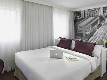 聖保羅雅爾丁美居飯店 Mercure São Paulo Paulista Hotel