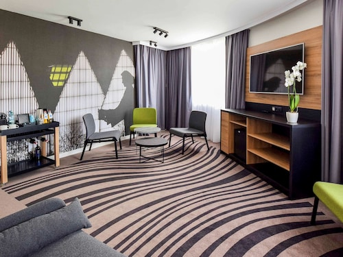 Szczecin - Hotel Novotel Szczecin Centrum - z Krakowa, 3 maja 2021, 3 noce