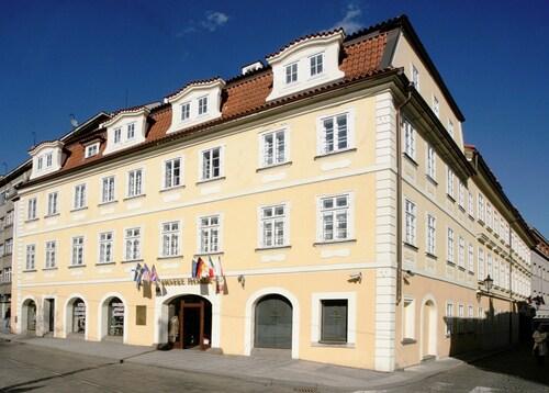 . Hotel Roma Prague