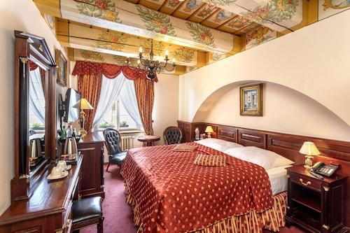 Praga - Hotel U Zlateho Stromu - z Warszawy, 27 marca 2021, 3 noce