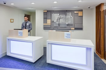 Holiday Inn Express Hotel & Suites Dickinson - Lobby  - #0