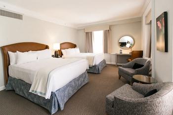 Deluxe Room, 2 Double Beds (Premier Double/Double)