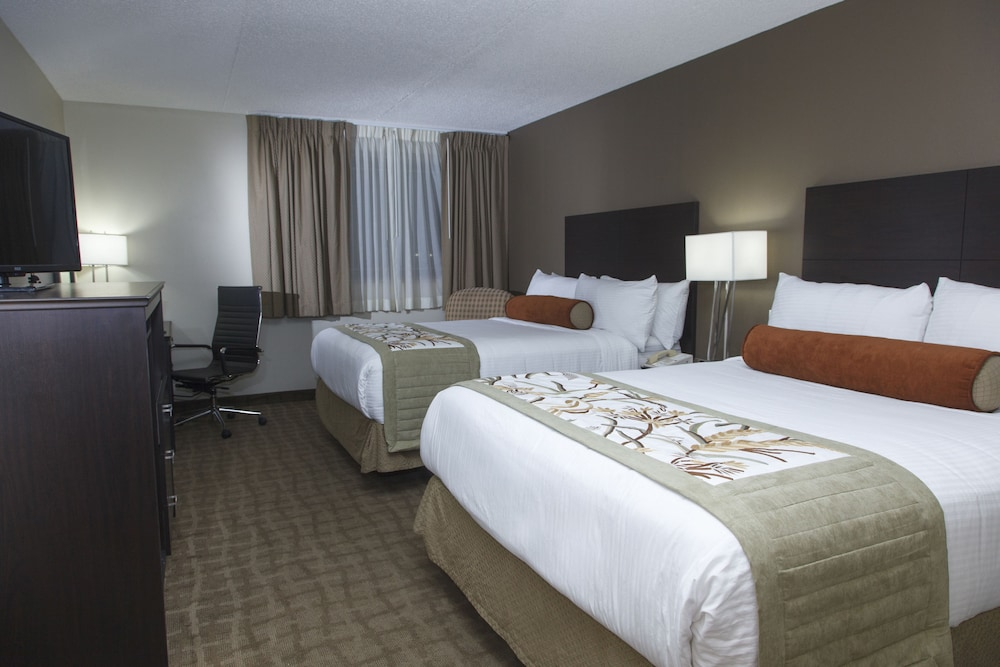 파크웨이 플라자 호텔 & 컨벤션 센터(Parkway Plaza Hotel & Convention Center) Hotel Image 4 - Guestroom
