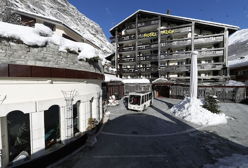 Resort Hotel Alex, Visp