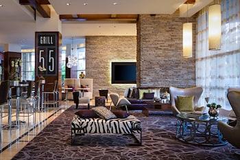 Lobby at Renaissance Las Vegas Hotel in Las Vegas