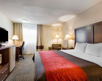 莫瑞諾谷凱富套房飯店 - 近馬奇空軍儲備基地 Comfort Inn & Suites Moreno Valley near March Air Reserve Base