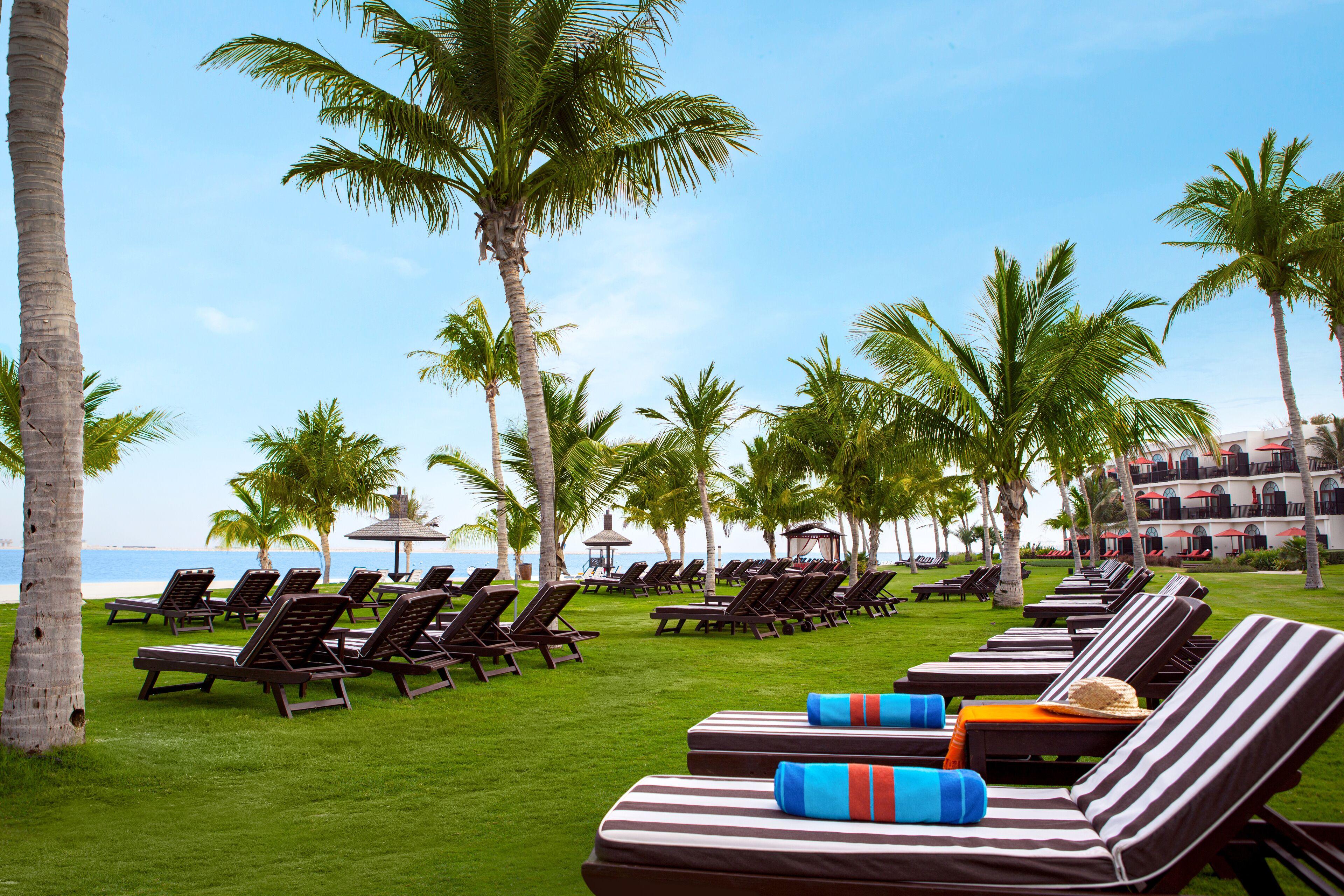 Ja Palm Tree Court And Spa