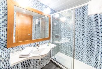 Hotel Azarbe - Bathroom  - #0