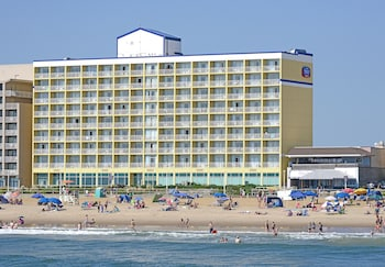 Beach/Ocean View at Fairfield Inn & Suites by Marriott Virginia Beach Oceanfront in Virginia Beach