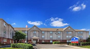 Hotel - Candlewood Suites Tulsa