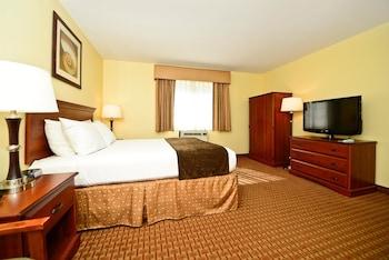 Standard Room, 1 Queen Bed, Accessible, Bathtub (Bathtub)