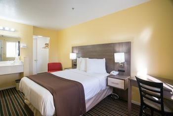 Basic Room, 1 Double Bed