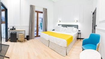 Double or Twin Room, Terrace, Ground Floor