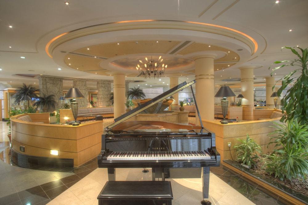 알 디아르 시지 호텔(Al Diar Siji Hotel) Hotel Image 19 - Lobby Lounge