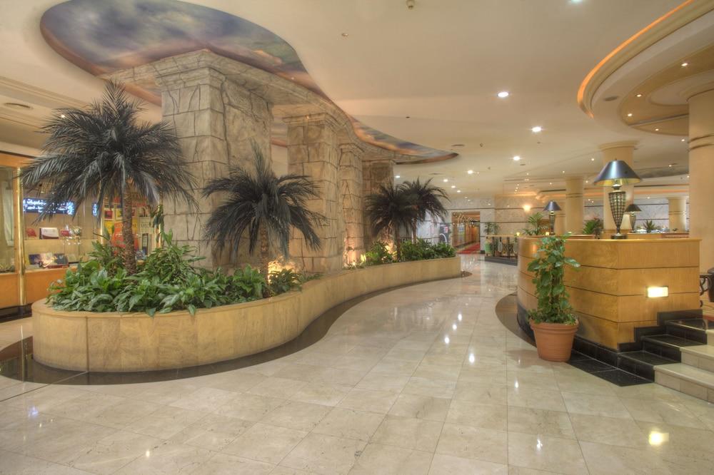 알 디아르 시지 호텔(Al Diar Siji Hotel) Hotel Image 20 - Lobby Lounge