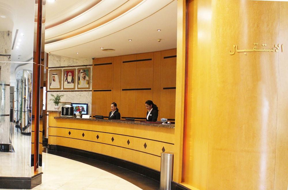 알 디아르 시지 호텔(Al Diar Siji Hotel) Hotel Image 17 - Reception