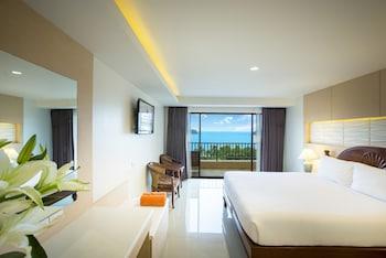 Executive Room, Sea View (Club)
