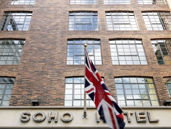 Book The Soho Hotel in London.