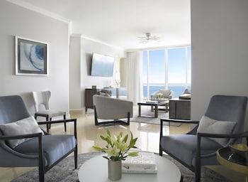 Deluxe Suite, 3 Bedrooms, Oceanfront (Grand)
